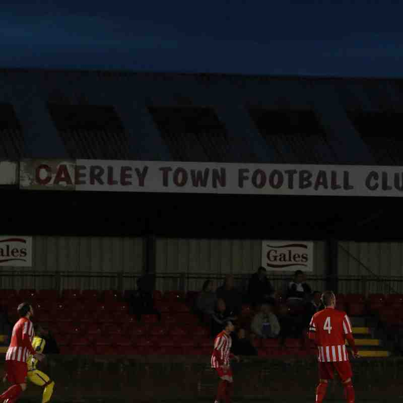Camberley Town v Sutton Common Rovers 27.3