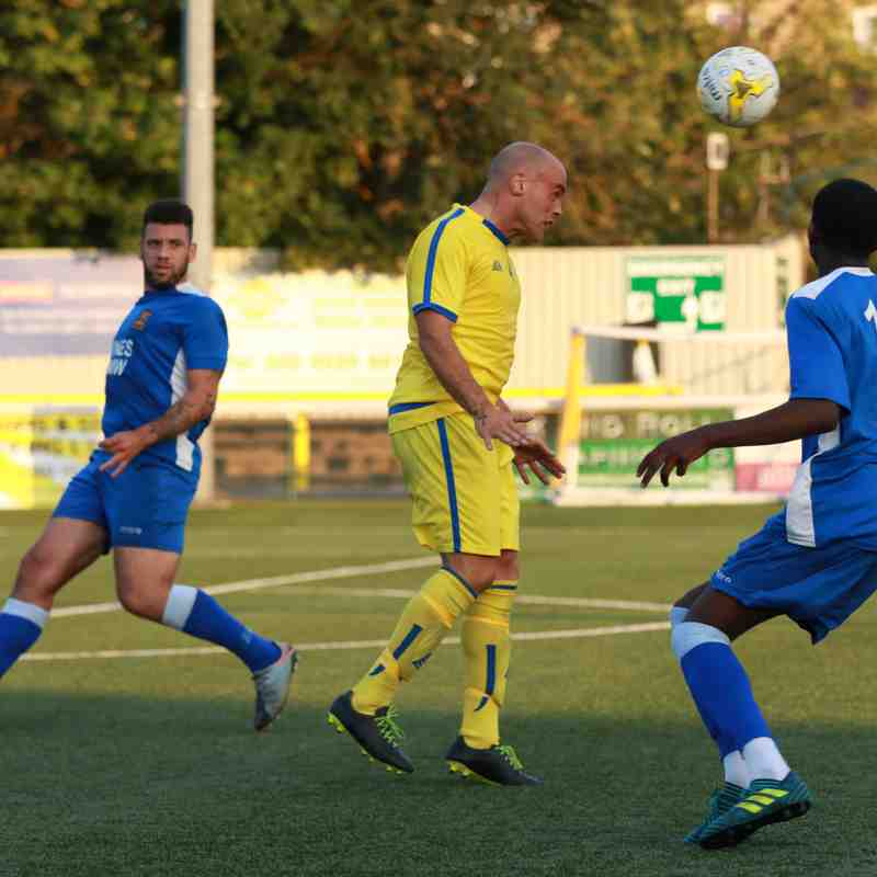 Sutton Common Rovers v Three Bridges (17/7)