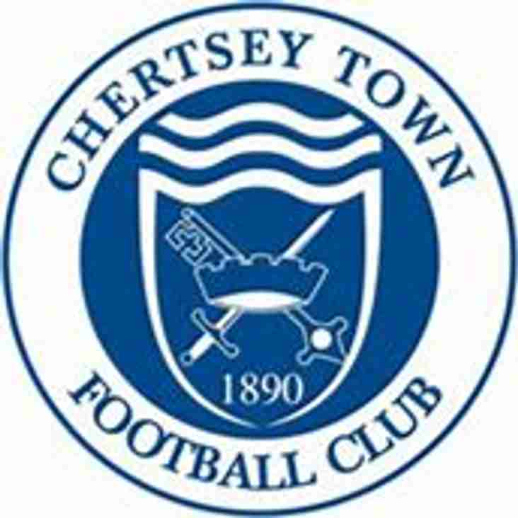 Match preview: A v Chertsey Town