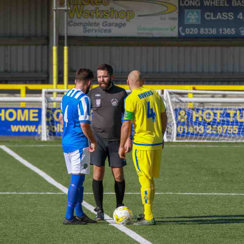 Sutton Common Rovers v Chertsey Town (29.9)