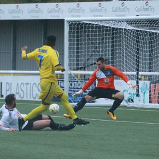Uzun and Senior see off Horley