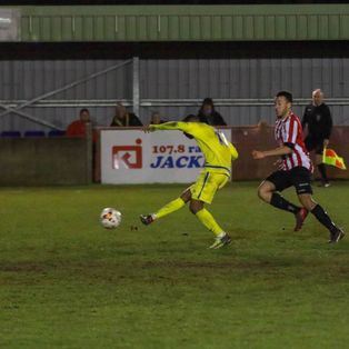 Twum on target as first's hold off Southall