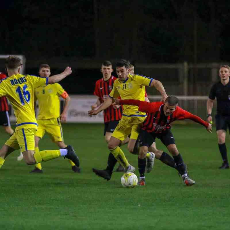 U23's H v Cobham