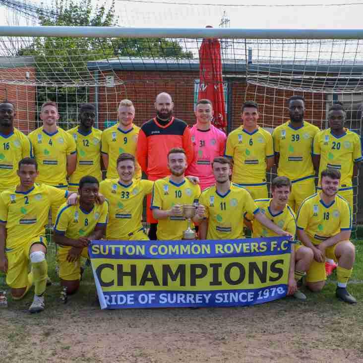 Reserves retain trophy
