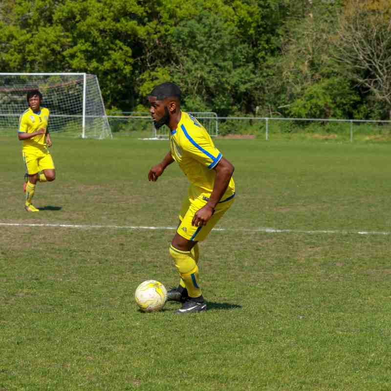 A v Colliers Wood Utd - 20.4.19