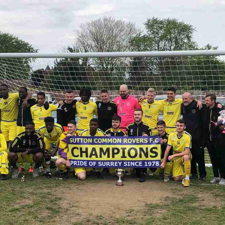 Reserves make it double cup delight