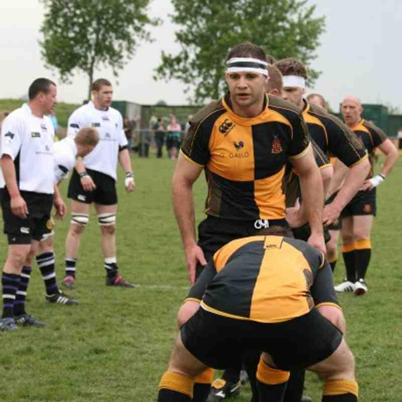 Intermediate Cup Semi Finals Braintree v Romford & Gidea Park