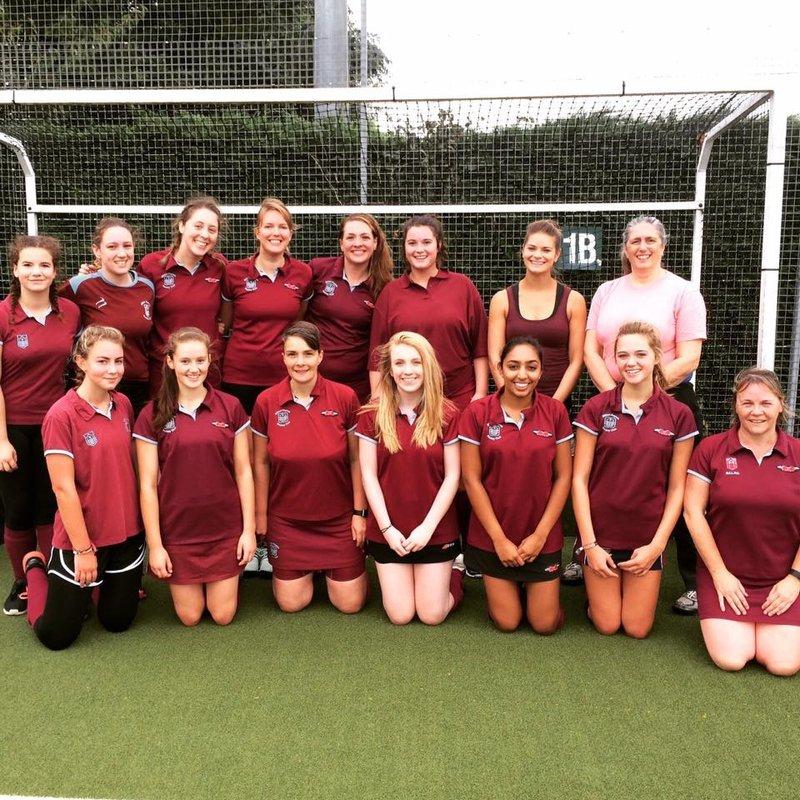 Ladies 4th XI beat Chiltern 3 0 - 1