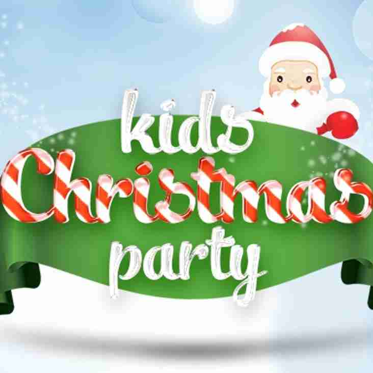 Kids Christmas Party SOLD OUT