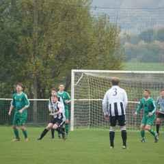Llay Welfare 5 - 1 Coedpoeth United