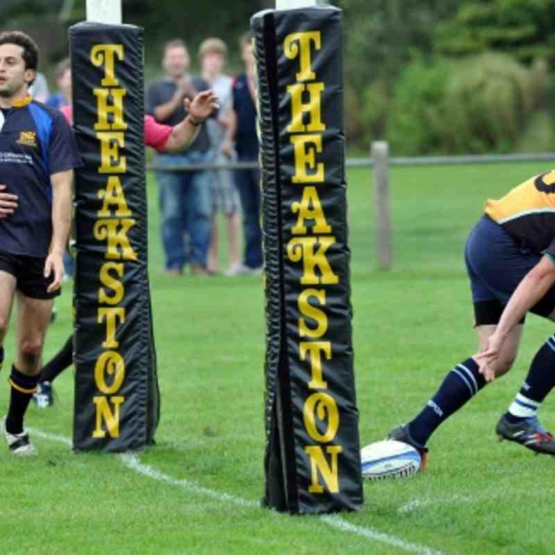 1st XV v Bradford Salem (W16-13)