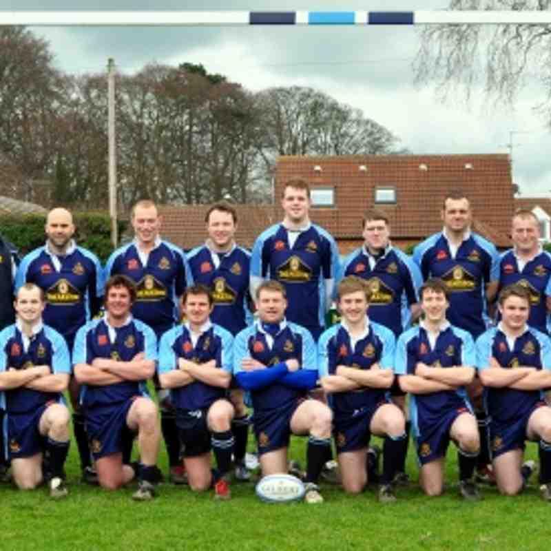 1st XV v Selby (L)