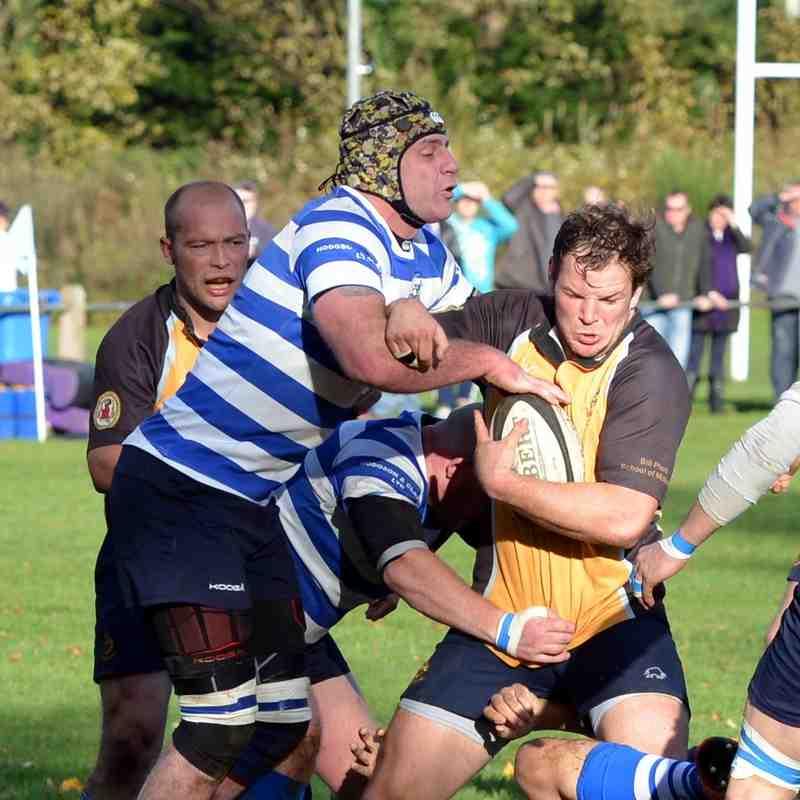 1st XV v Knottingley (L)