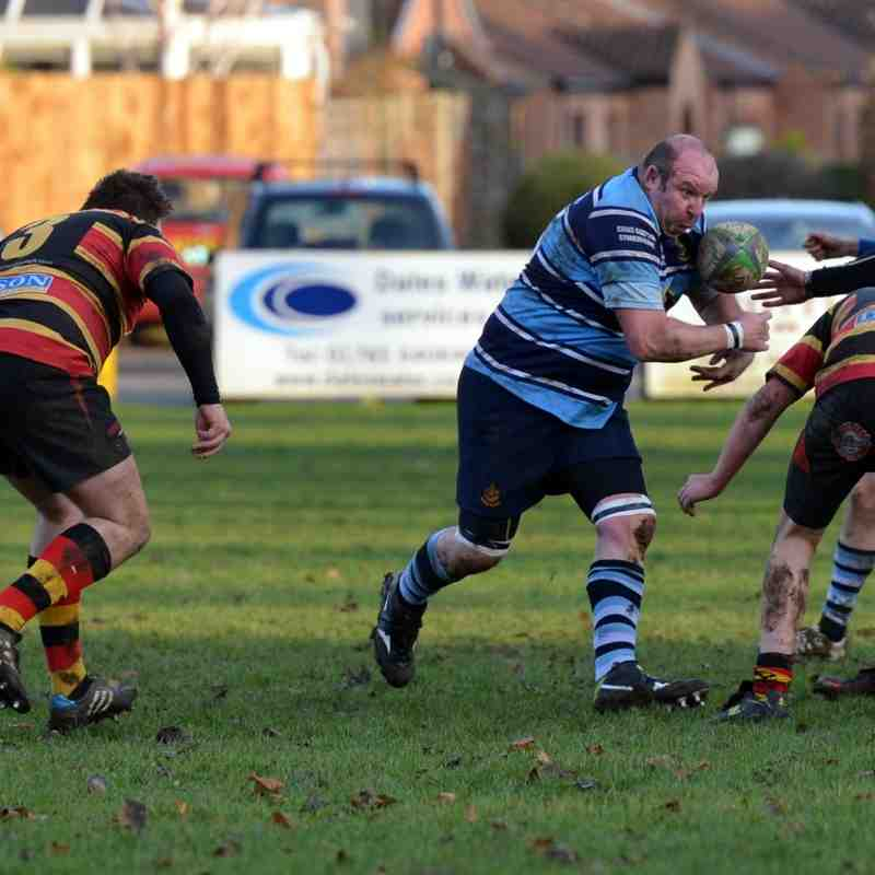 2nd XV v Bradford & Bingley (W18-17)