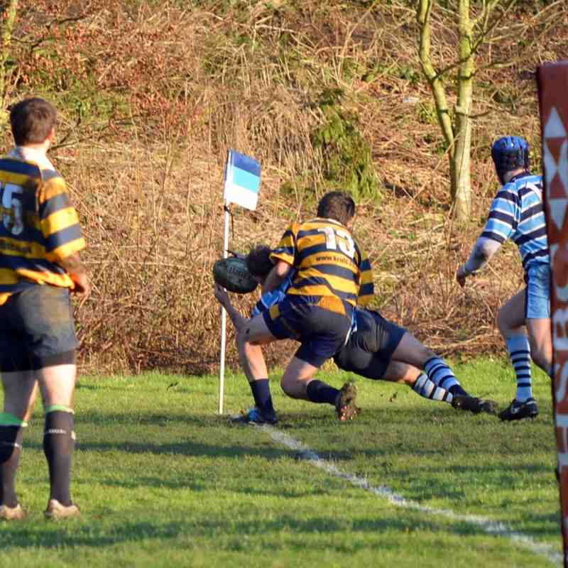 3rd Xv v Knaresborough (L)