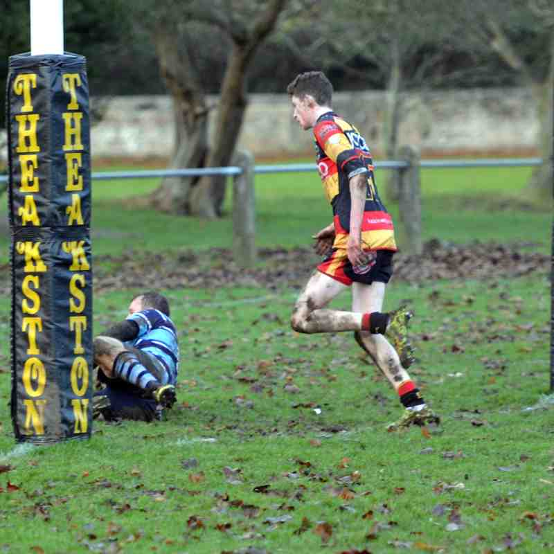 2nd XV v Bradford & Bingley (W)