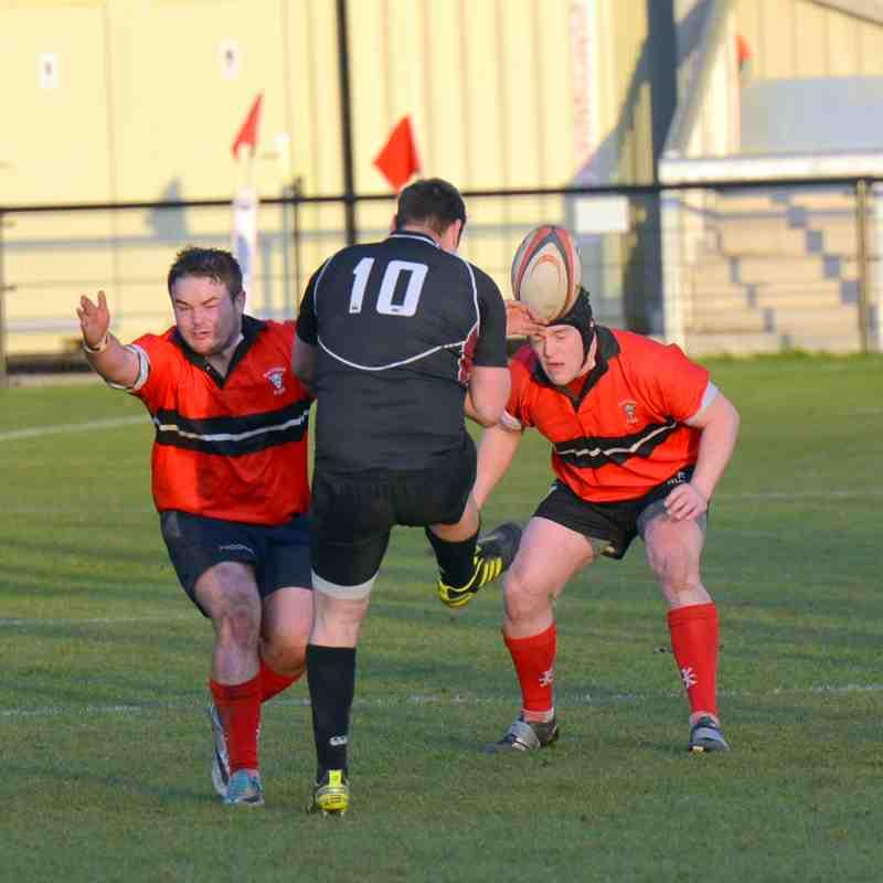 Darlington 1st XV v Hartlepool (L)