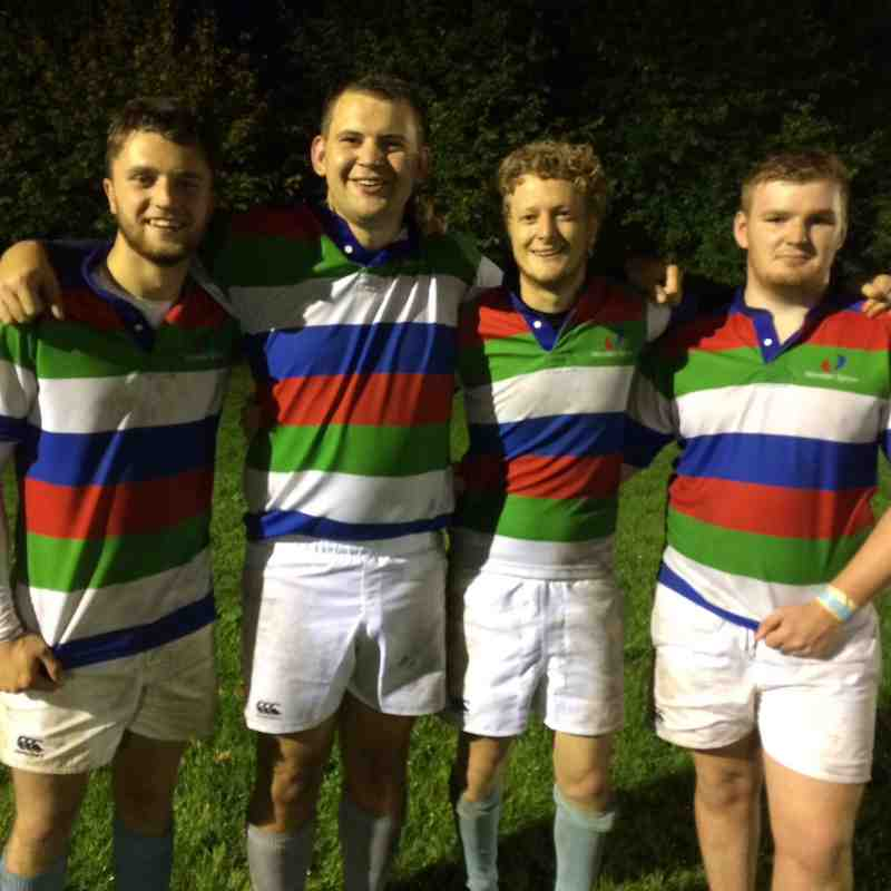 Wooden Spoon Charity XV v Dorchester - 02.09.16