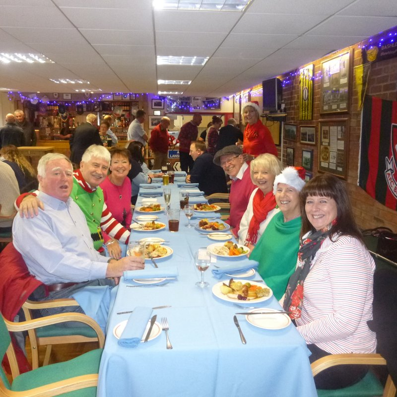 Christmas Lunch 09.12.17 2nd XV v Poole