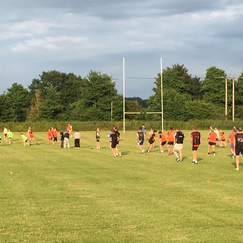 Summer Touch 7pm Tuesday 26th June
