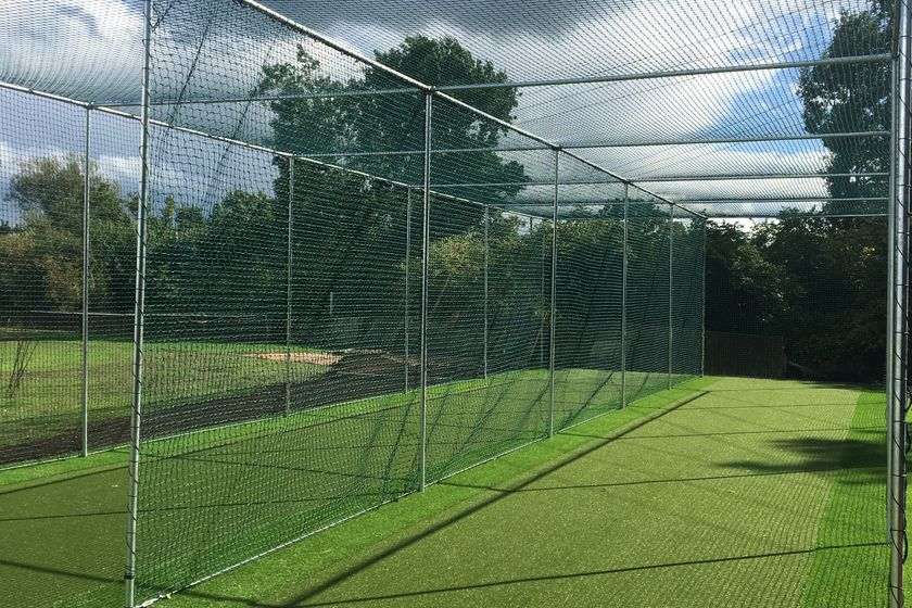 Official Opening of Outdoor Nets