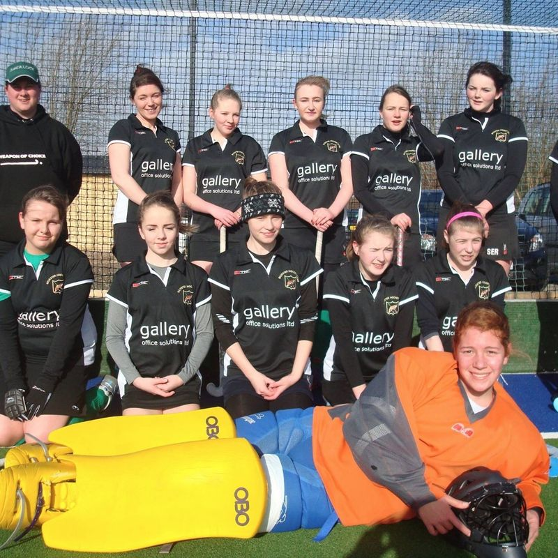 Under 16 Girls lose to Buckingham U16 Girls B 0 - 12