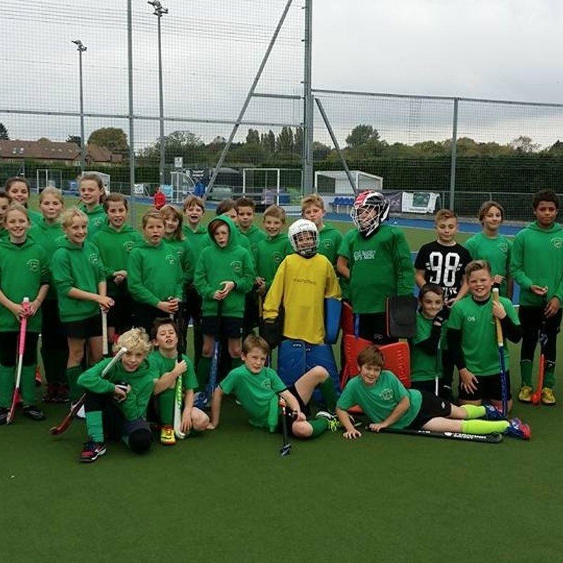 Wallingford Wildcats Festival - U12 Cup vs. Bicester Hockey Club