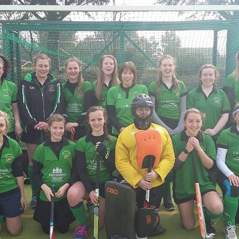 Ladies 4s lose to Aylesbury Ladies 4s 7 - 0