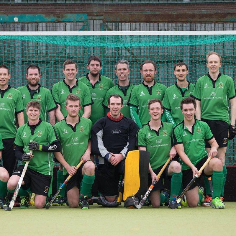 Bicester Hockey Club 8 - 3 Leighton Buzzard 1s