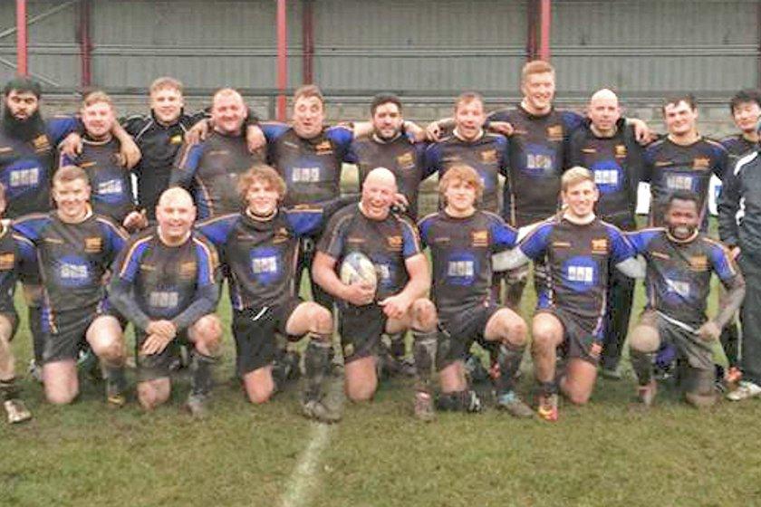 Salem Boars - 2nd XV beat Cleckheaton 3 21 - 19