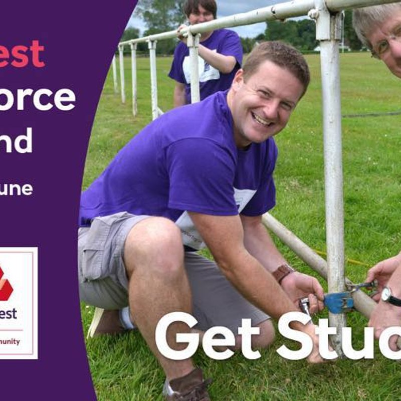 Rugby Force weekend 23rd - 24th June