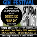 Gin is coming to Salem!