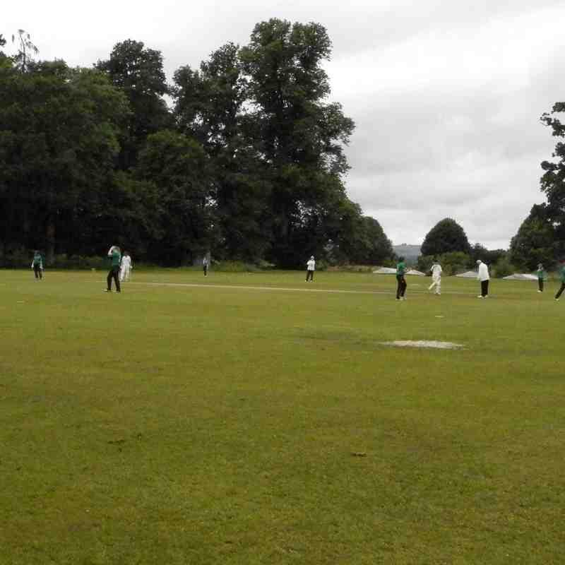 Berkshire U17 Girls vs Buckinghamshire @ Falkland CC