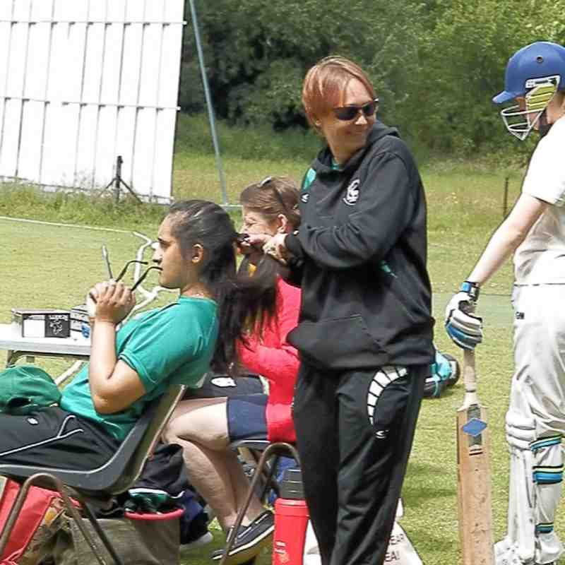 Berks U17 Girls vs Worcestershire @ Falkland