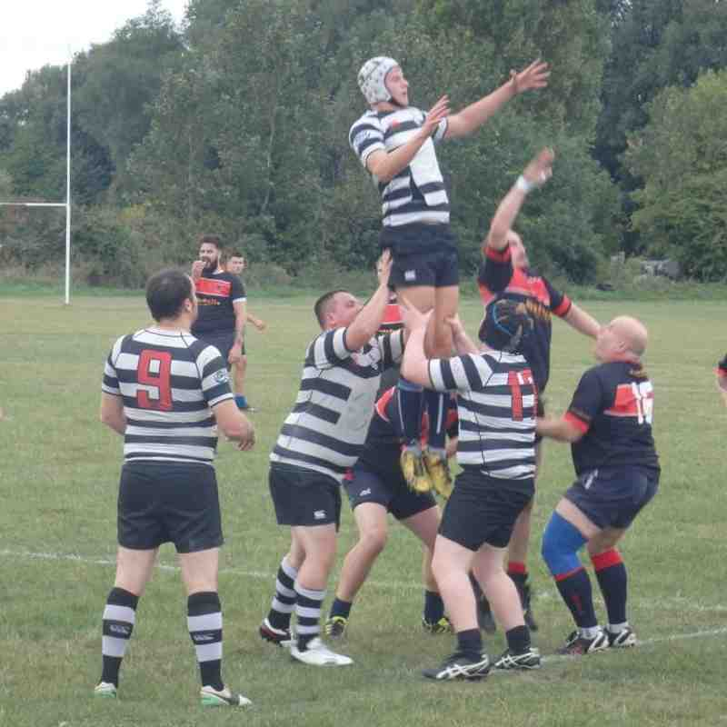 Royston 2nd XV vs Biggleswade 2/3rd XV 15/09/2018