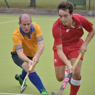 Mens 1's vs Marlow 1's