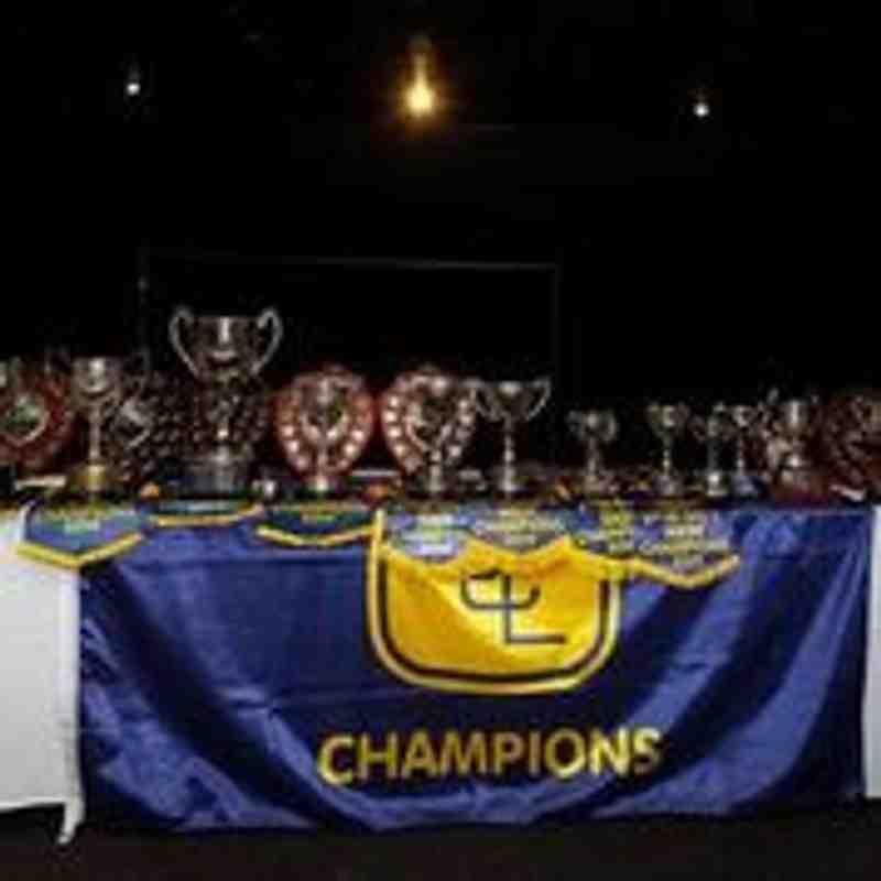 UKFast Cheshire Cricket League Dinner 2019