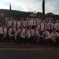 Mid Wales League Cup Winners 2014