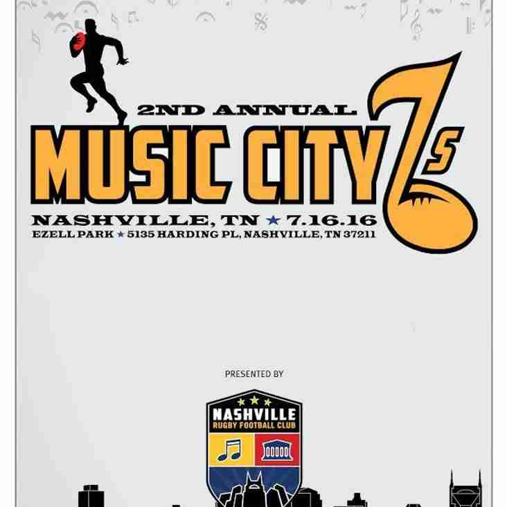 2nd Annual Music City 7's Tournament