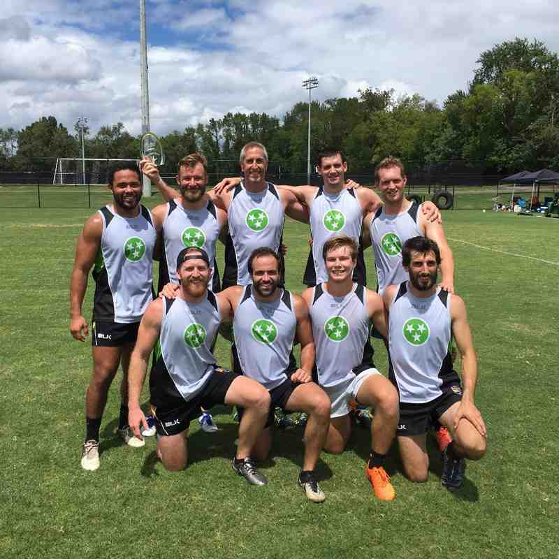 NRFC All- South Touch Rugby Champions
