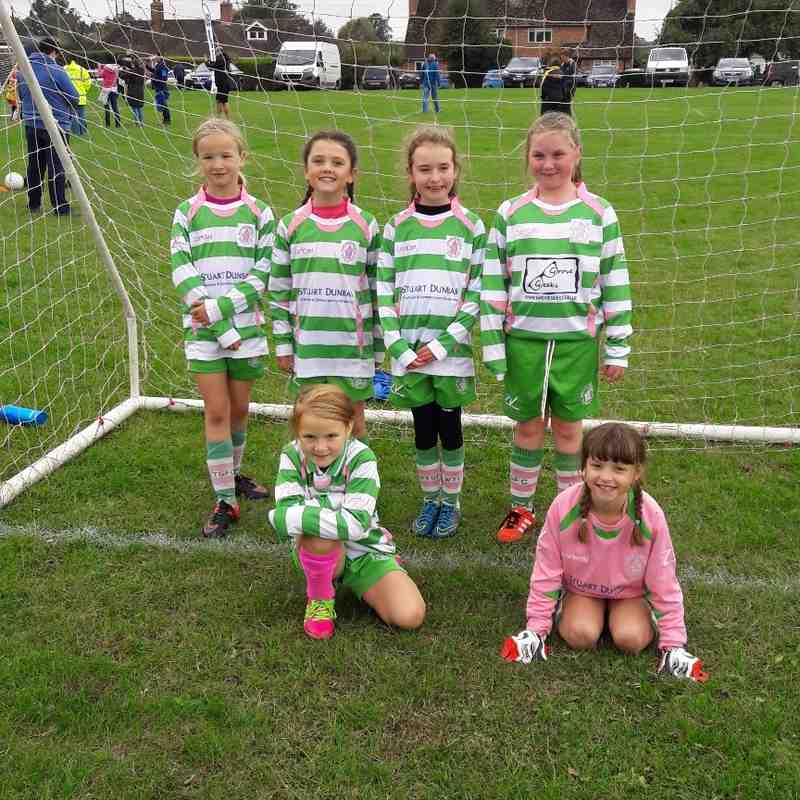 U9s Benson Development Festival, 8th October 2016