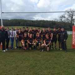 Bees U17 end their M&J journey as North Midlands U17 Plate winners