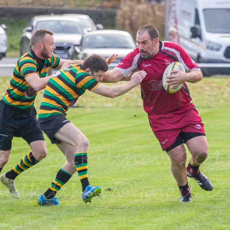 20181020 3rd XV v Littleborough