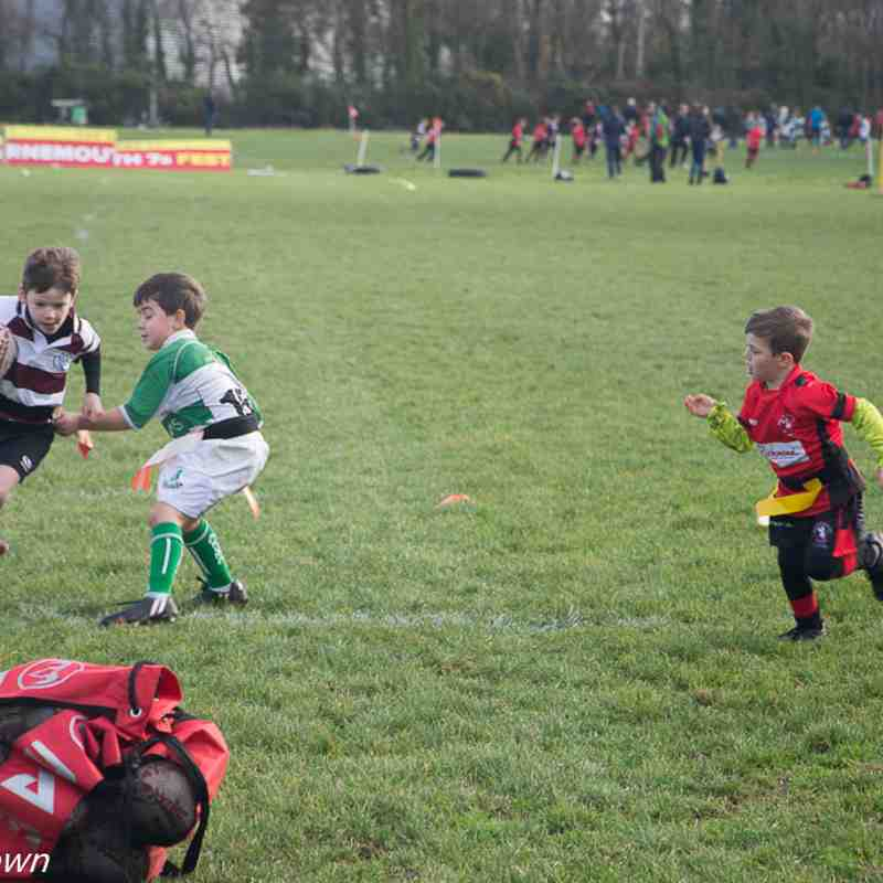swans U7 v Bournemouth and Salisbury Dec 2018