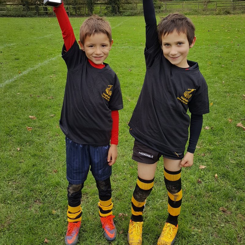 October in the Under 7s