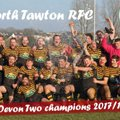 North Tawton defend heroically to win the league