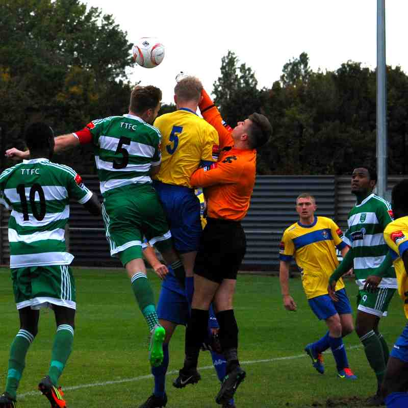 Thamesmead Town v Romford 10th Sept 2015