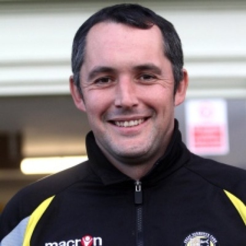 Hackleton Announced As 1st Team Manager