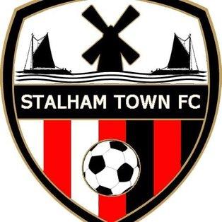 Stalham Town 1 Cromer Town 1 - AET (Stalham won 6-5 on penalties)