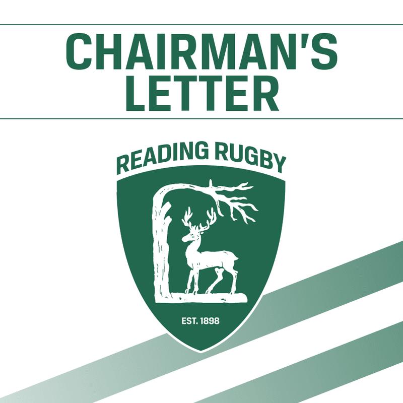 Chairman's Letter